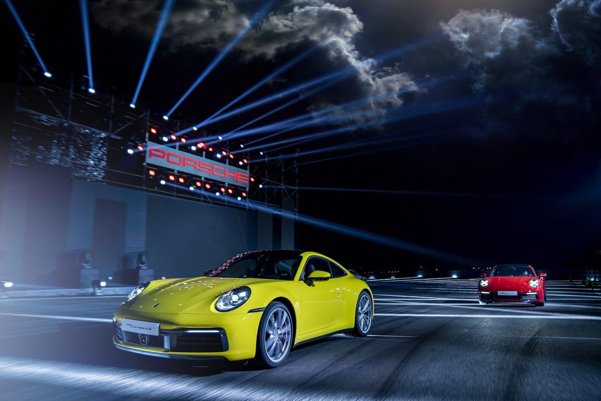 保時捷全新911高性能跑車磅礡上市 - SMS GROUP