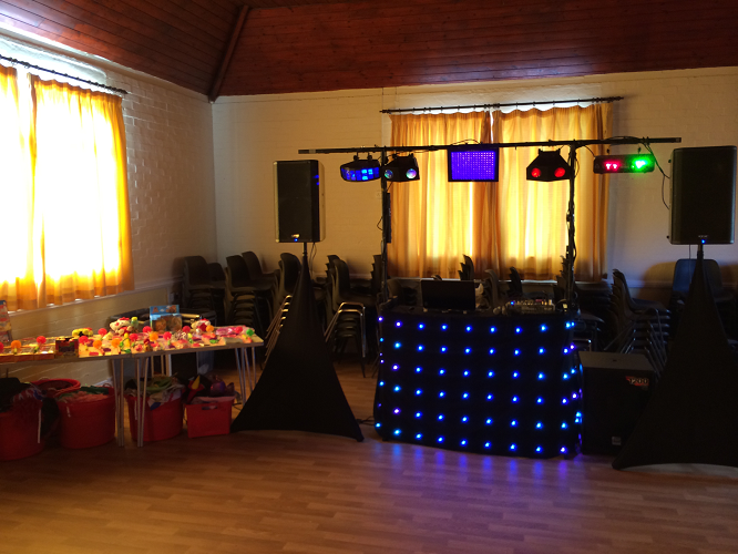 DJ Disco Childrens Party Weston-super-Mare North Somerset