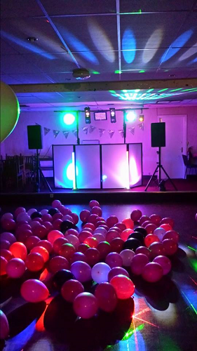 Wedding DJ Disco Weston-super-mare north somerset