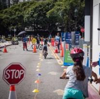 Bike & Small Wheel Skills Course - COAST 2018