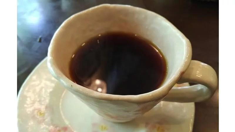 カフェドモエ-コーヒー