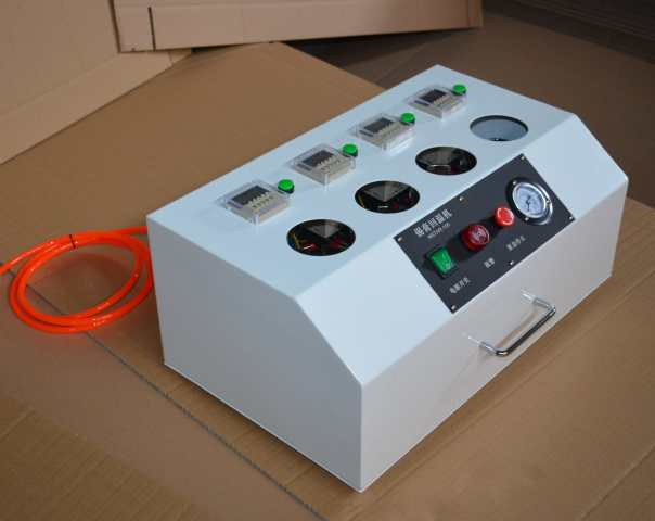 Solder paste warm up machine (2)