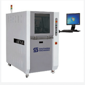 S-UV-300 laser marking machine for PCB