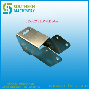 J2500243 LOCKER 24mm Samsung smt spare parts