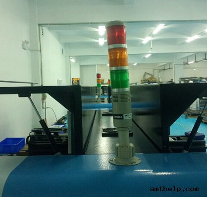 The highest capacity LED light board pick and place assemble machine