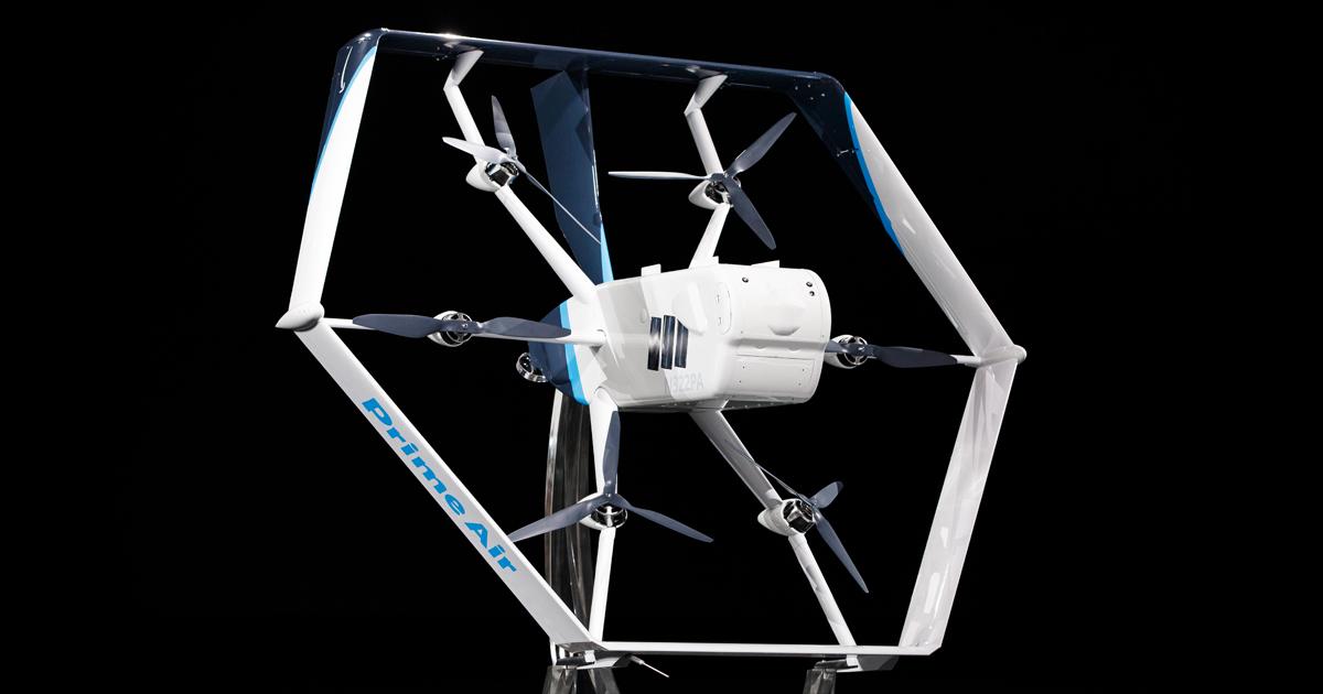 Livraison par drones au Canada Pime Air Canada