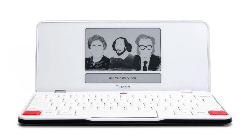 FreeWrite Traveler clavier minimaliste