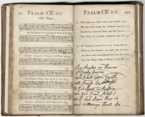 Psalms To Be Sung By Charity Children Smu