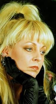Die Sängerin gilt als Ikone der DDR-Rockmusik.