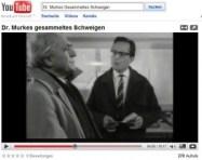 YouTube - Dr. Murkes gesammeltes Schweigen
