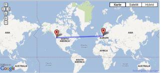 Weltreisen