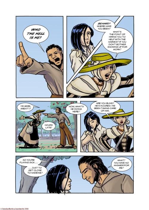 To Kill A Dragon, Part 1, pg.10