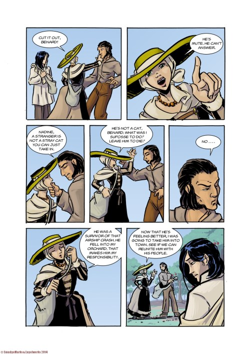 To Kill A Dragon, Part 1, pg.11