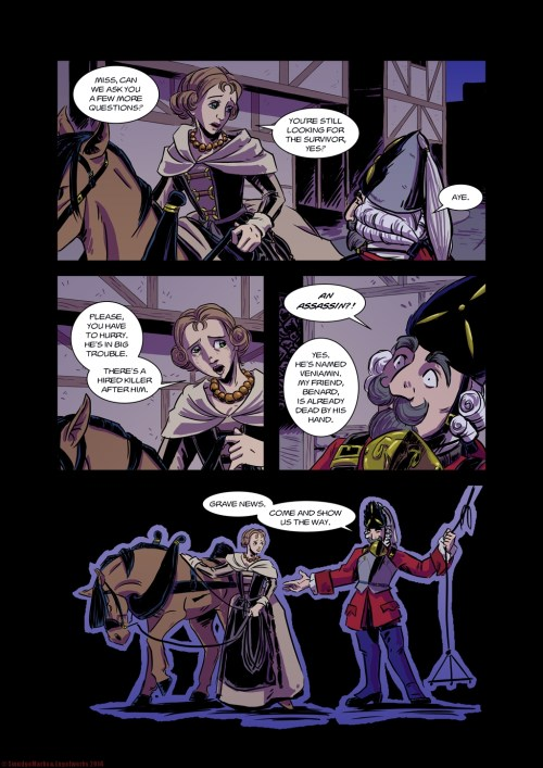 To Kill A Dragon, Part 4, pg.2