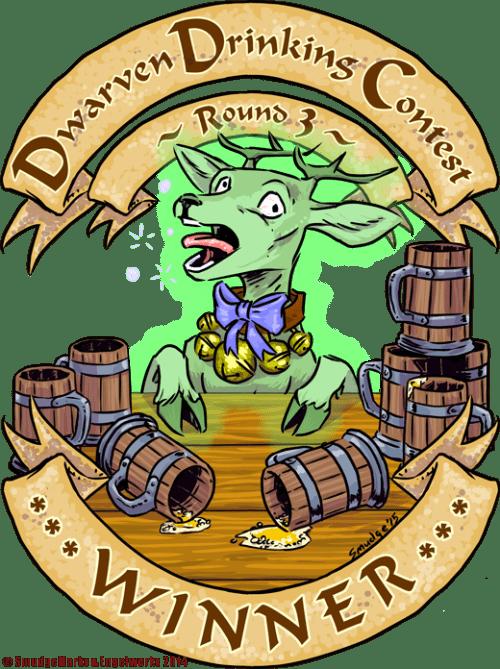 Dwarven Drinking Contest