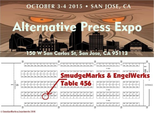 APE2015 Table Layout