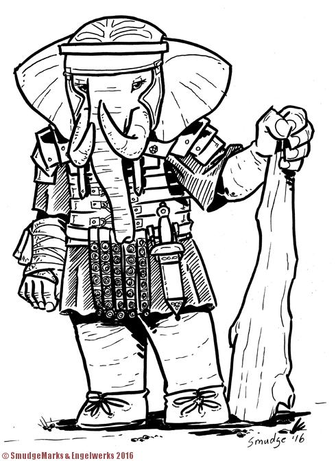 elephantloricasegmentata