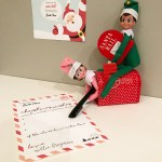 Santa Letter Free Printable – Elf on the Shelf