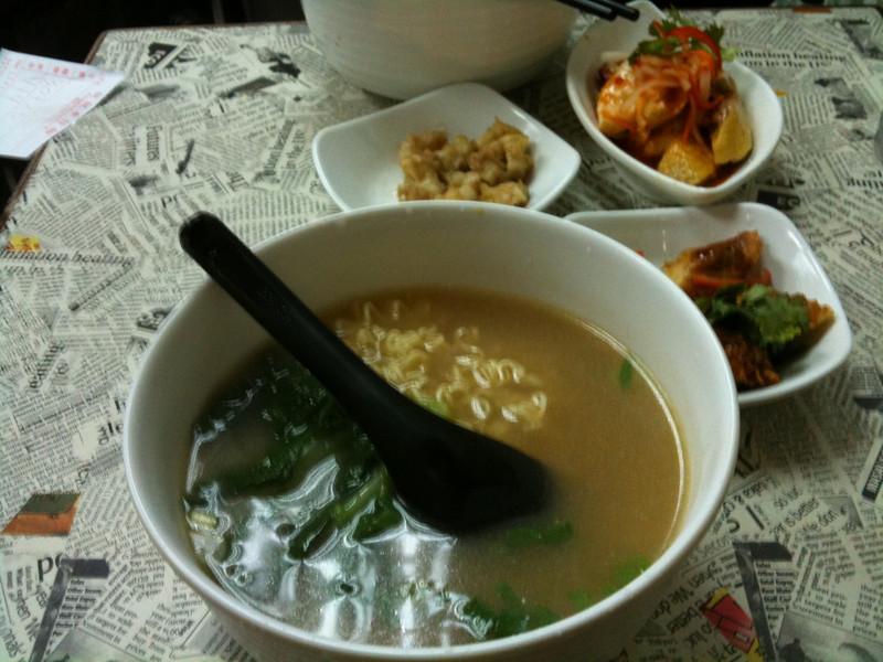 Leng Leng Che Chai Noodle