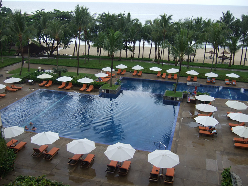 Club Med Bintan : Swimming Pool - Patnotebook