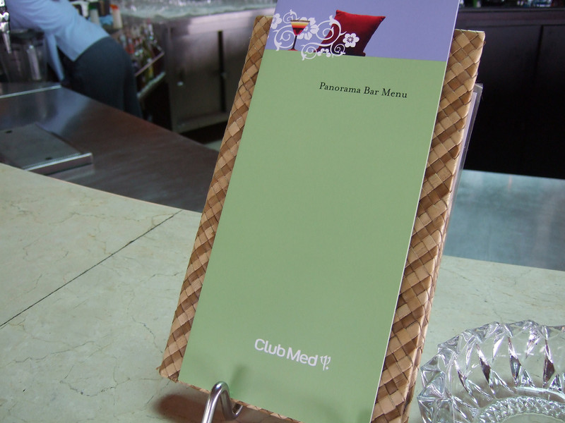 Club Med Bintan : Panorama Bar