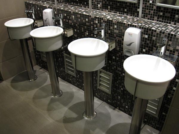 Toilet at Maxim's Palace City Hall 美心皇宮