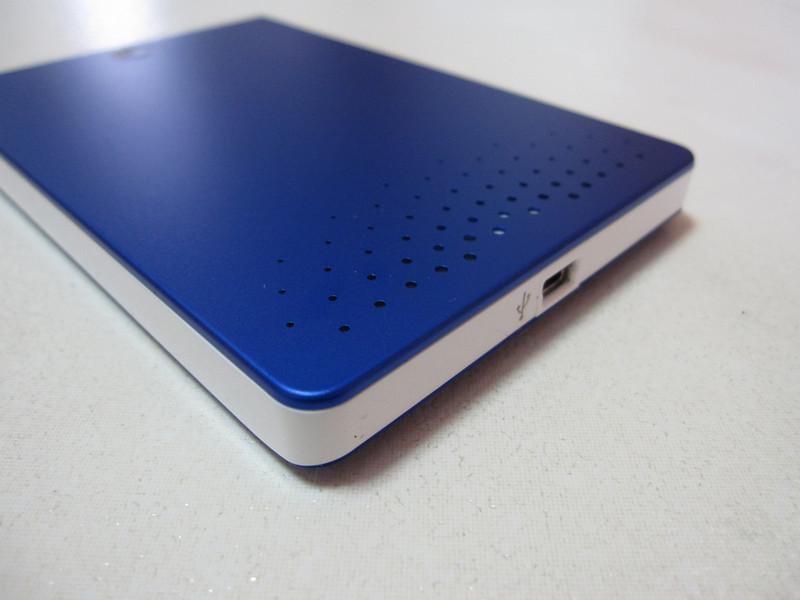 Seagate Blue Go Agent 320GB Hard Disk