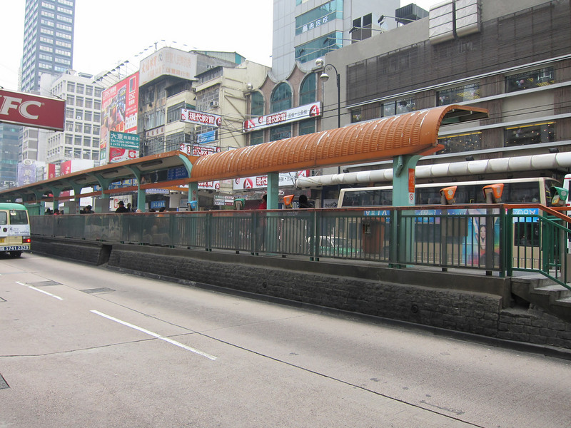 Yuen Lang Light Rail MTR