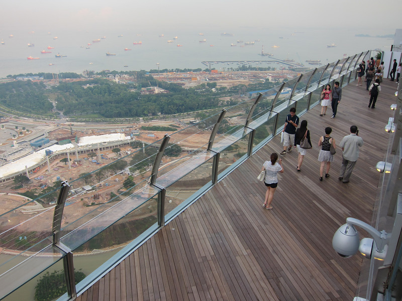 Sands Sky Park at Marina Bay Sands