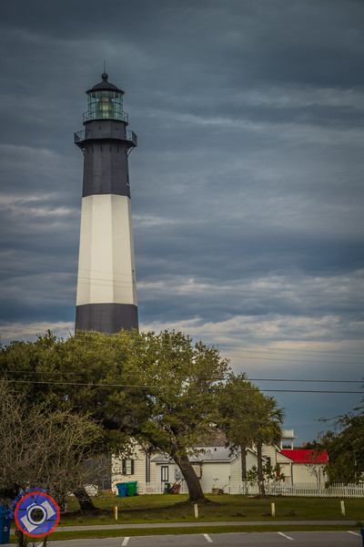 The Tybee Island Lighthouse (©simon@myeclecticimages.com)