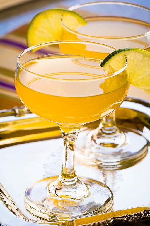 The Royal Bermuda Yacht Club Cocktail