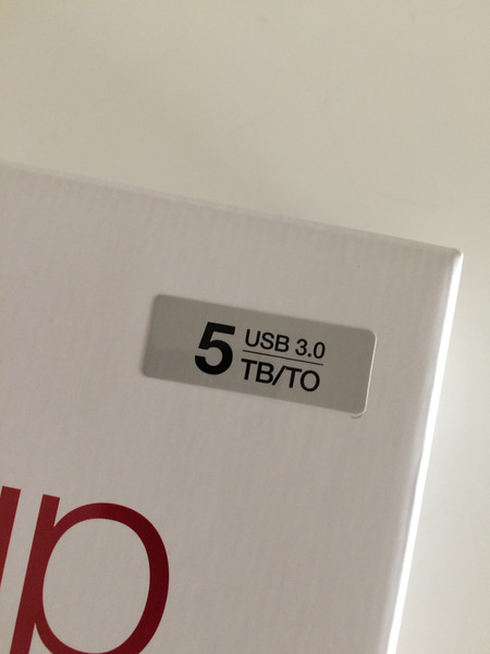 Seagate Backup Plus 5TB Desktop External Hard Drive
