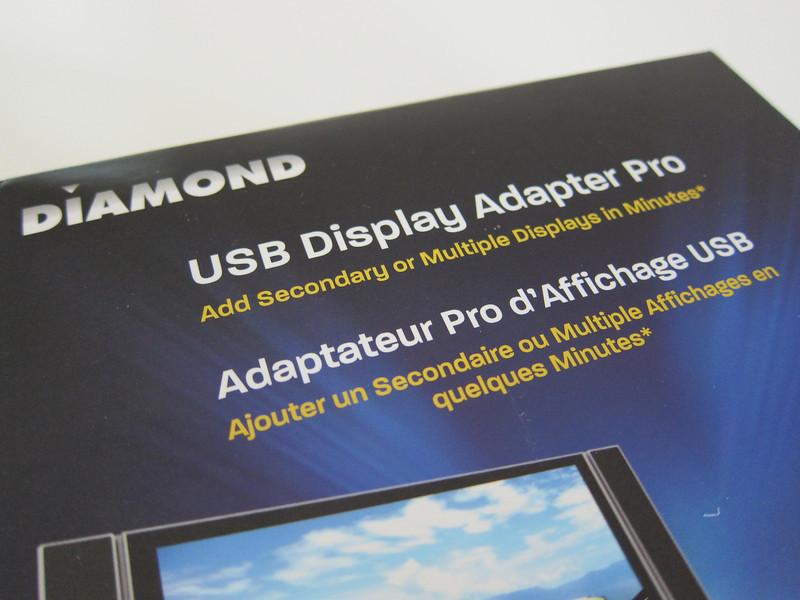 Diamond BVU195 HD USB Display Adapter