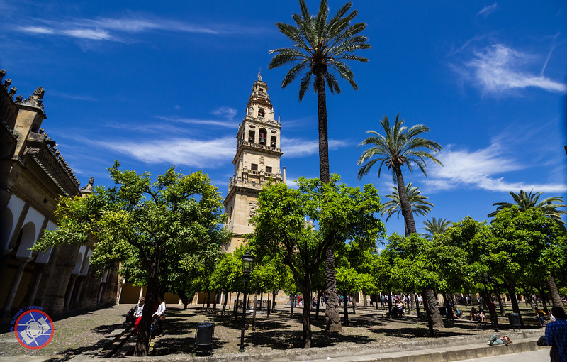 The Patio de Los Naranjos at the Mesquita in Cordoba (©simon@myeclecticimages.com)
