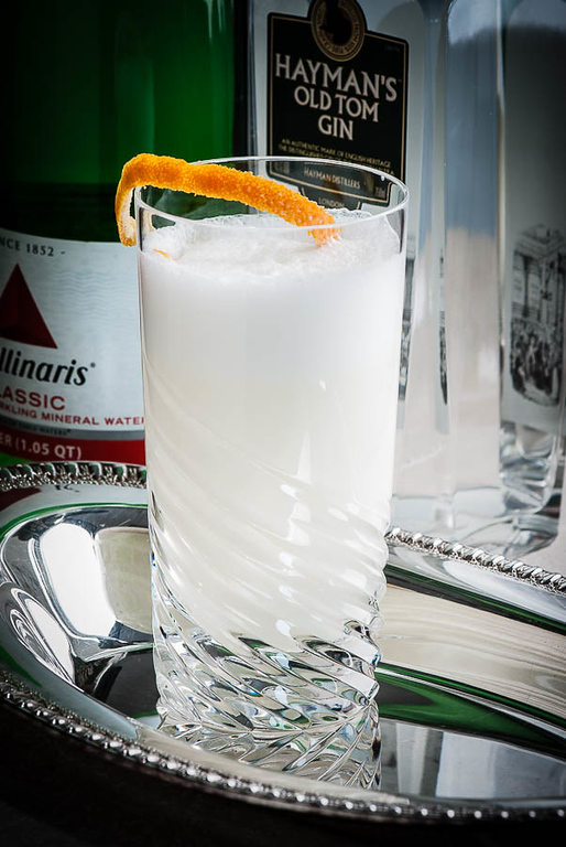 The Ramos Fizz, photo © 2013 Douglas M. Ford. All rights reserved.
