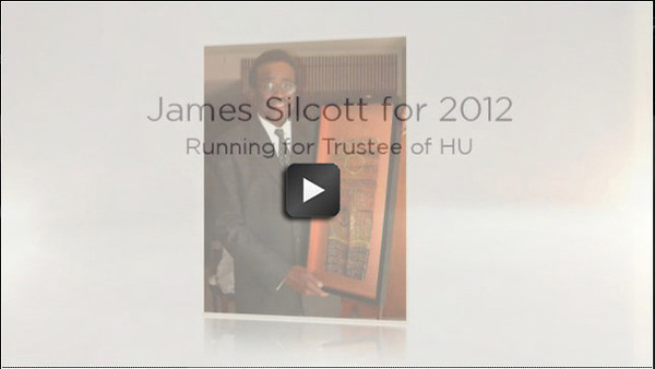 James E. Silcott, Architect, for Howard U. Trustee