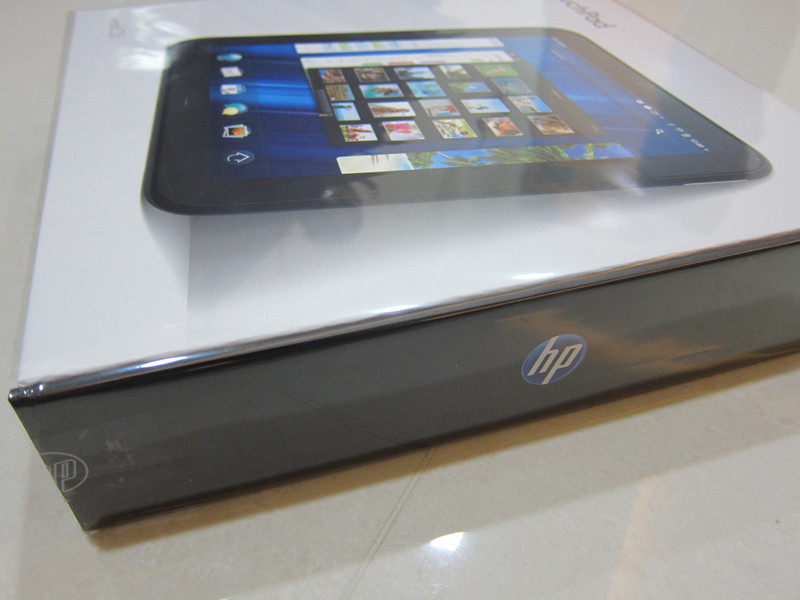 Unboxing HP Touchpad 32GB Tablet