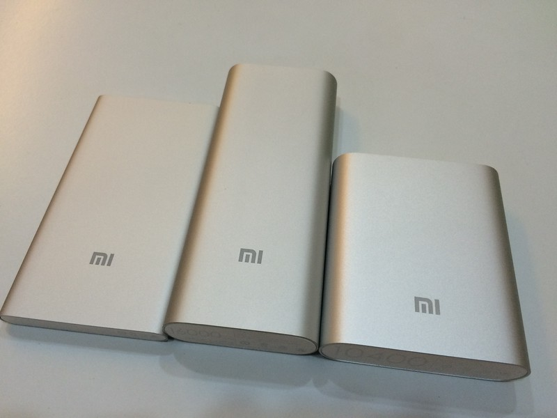 All Xiaomi Power Banks Singapore