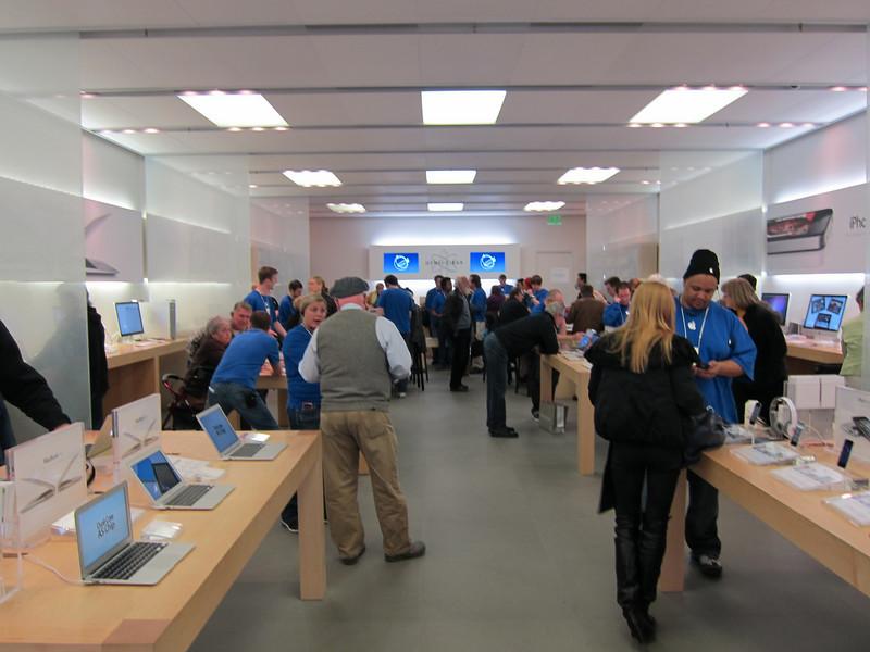 Apple Store Bellevue Square Mall