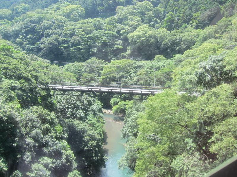 Hakone Free Pass Stop One : Hakone-Yumoto Japan