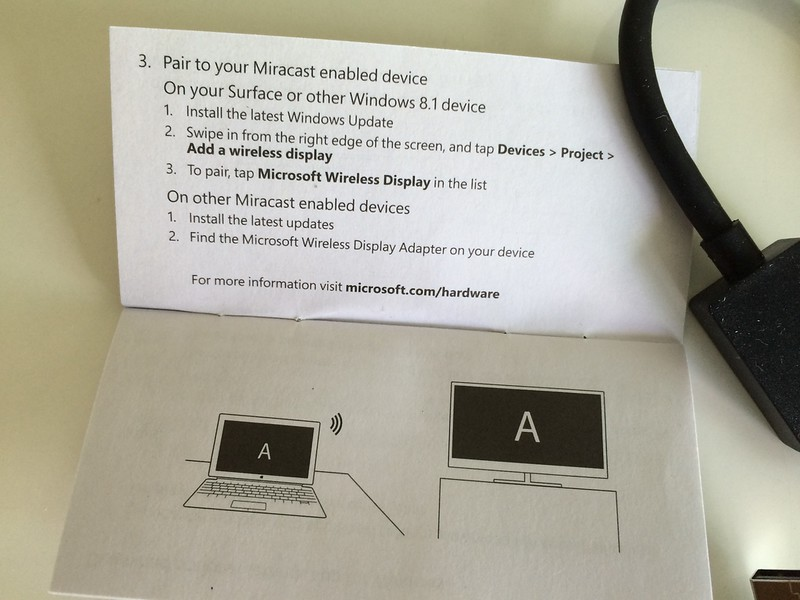 Microsoft Wireless Display Adapter How to Use