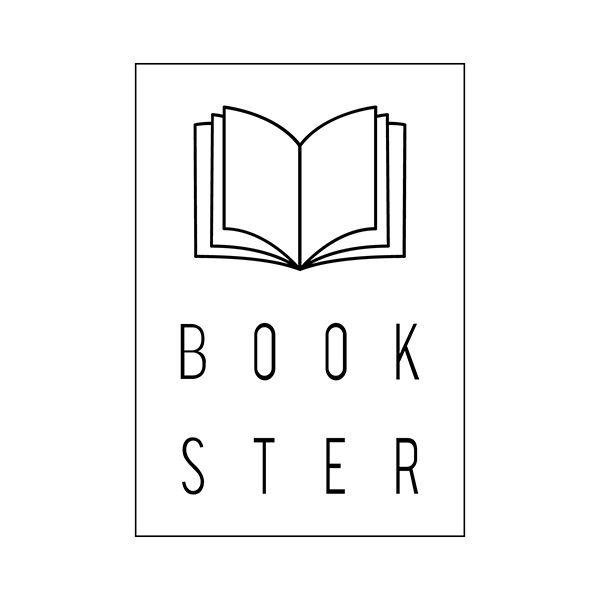 Bookster - Logo