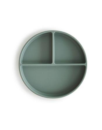Bordje met onderverdeling – Cambridge Blue