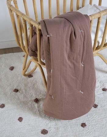 Gewatteerde (speel)deken