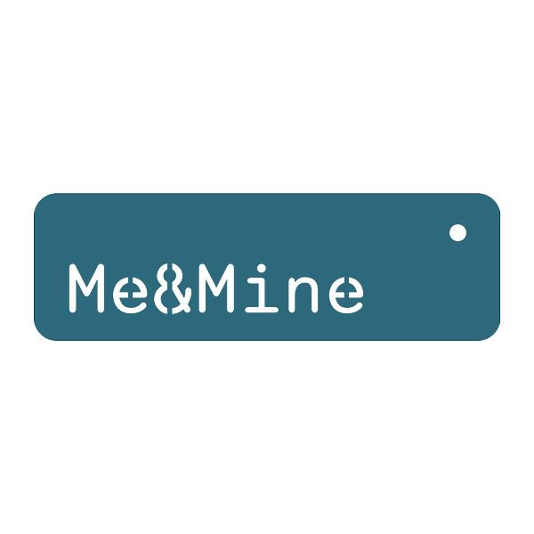 Me and Mine - Logo