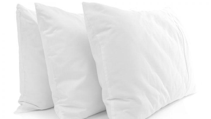 Waarom slapen we op een hoofdkussen
