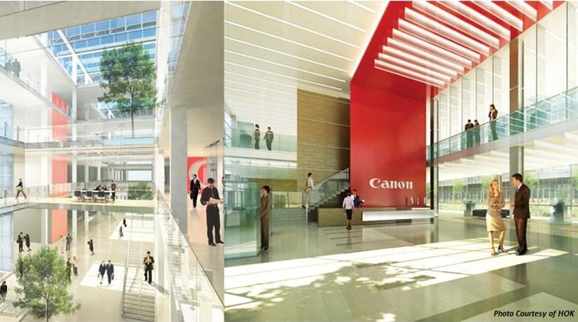 Canon USA Headquarters  Shen Milsom  WilkeShen Milsom