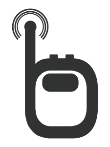 Radio Communications Icon Transparent