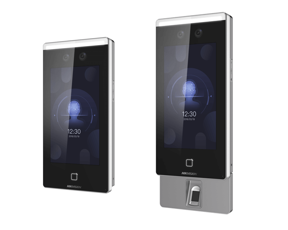 Touch Free Access Control Facial Recognition