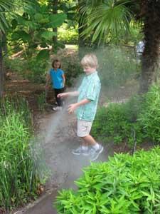 Atlanta Botanical Garden Childrens Garden
